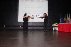 Duo de cordas do CVS